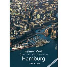 Über den Dächern von Hamburg
