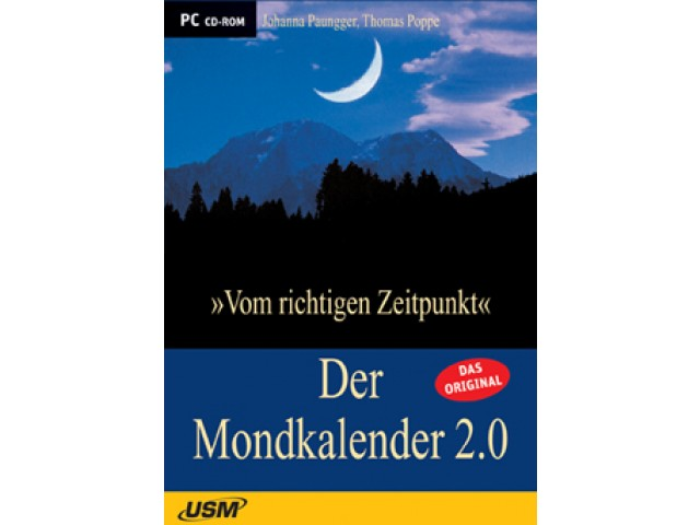 Der Mondkalender 2.0