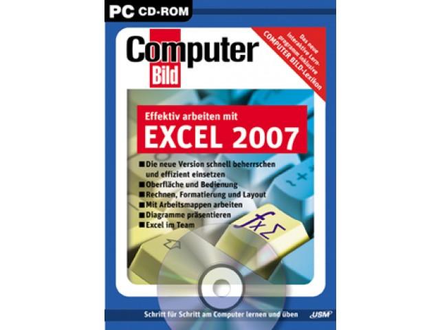 Effektiv arbeiten mit Excel 2007