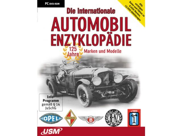 Die internationale Automobil-Enzyklopädie