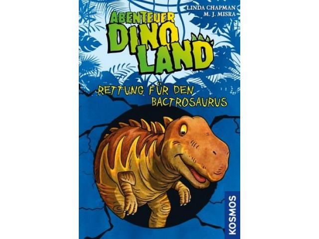 Abenteuer Dinoland, 2, Rettung für den Bactrosaurus