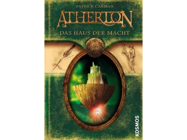 Atherton, 1, Das Haus der Macht