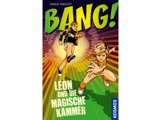 BANG! Leon und die magische Kammer