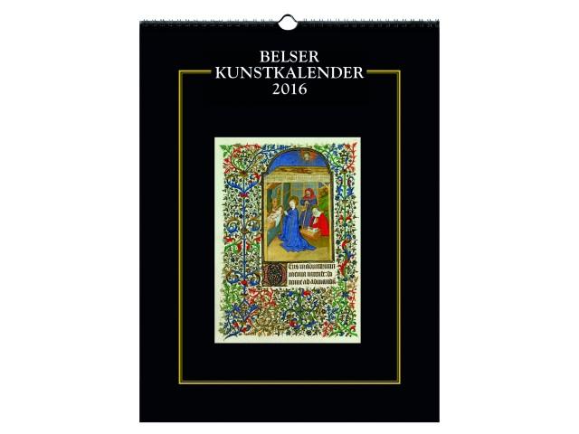 Belser Kunstkalender 2016