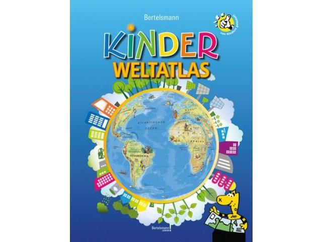 Bertelsmann Kinder Weltatlas