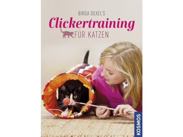 Birga Dexels Clickertraining für Katzen