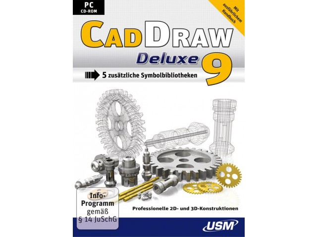 CAD DRAW 9 Deluxe