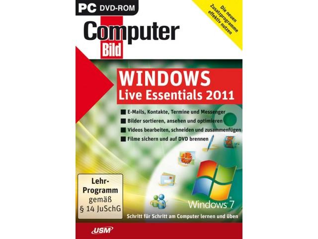 COMPUTER BILD: Windows Live Essentials 2011