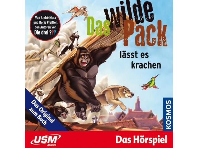 Das wilde Pack lässt es krachen