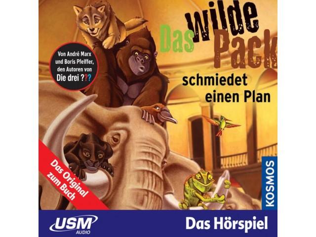 Das wilde Pack schmiedet einen Plan