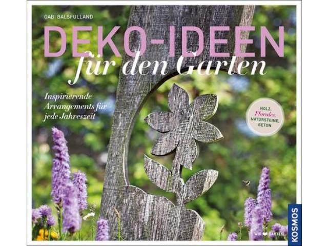 Deko-Ideen fuer den Garten
