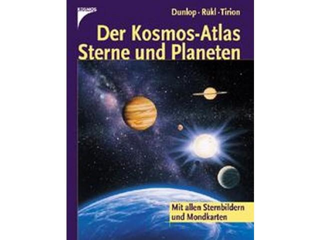 Der Kosmos-Atlas Sterne und Planeten