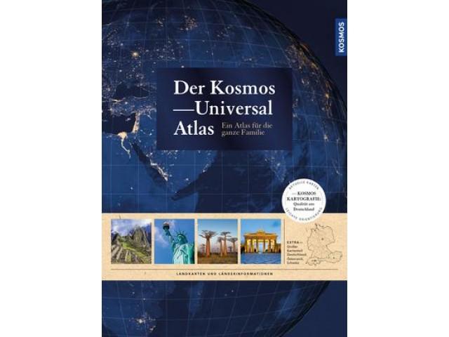 Der Kosmos Universalatlas