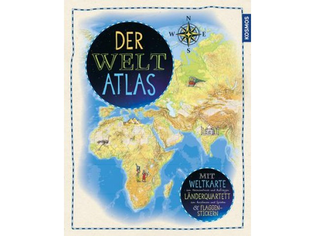 Der Weltatlas