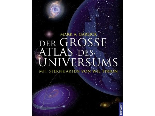 Der große Atlas des Universums