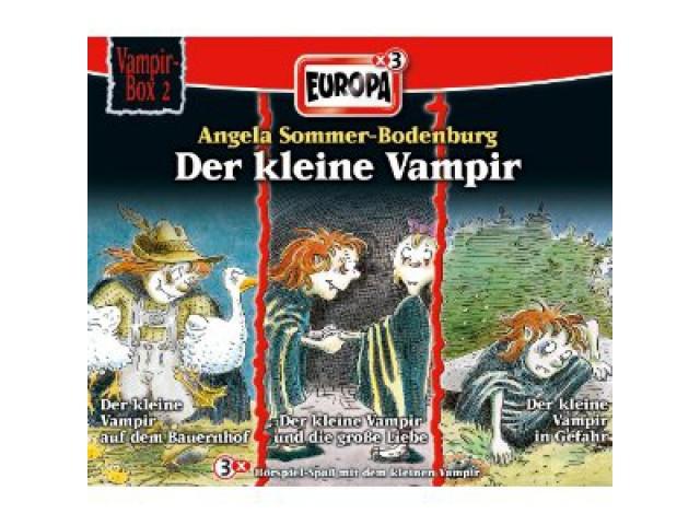 Der kleine Vampir - Vampirbox 2
