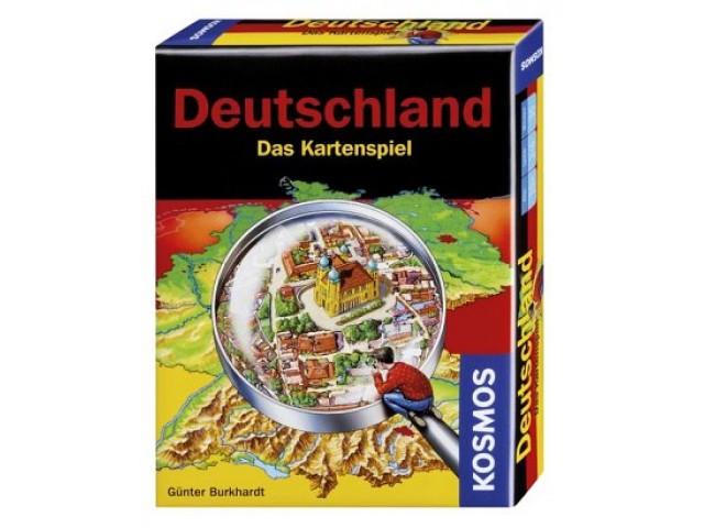Deutschland - Das Kartenspiel