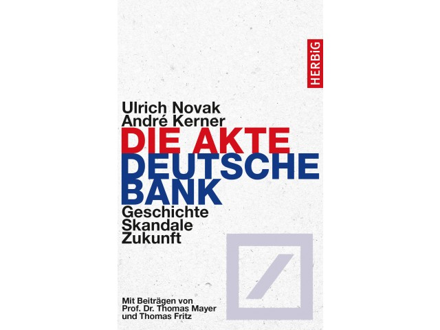 Die Akte Deutsche Bank