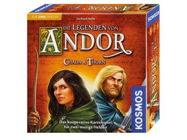 Die Legenden von Andor - Chada + Thorn
