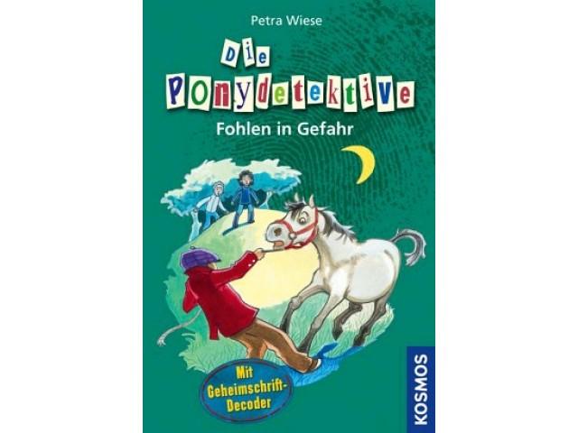 Die Ponydetektive, 11, Fohlen in Gefahr