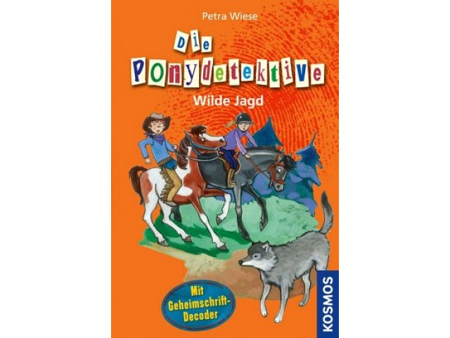 Die Ponydetektive,12, Wilde Jagd