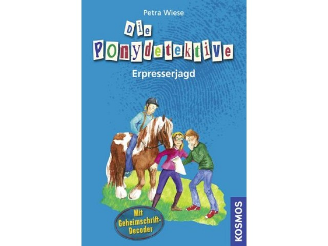 Die Ponydetektive, 3, Erpresserjagd
