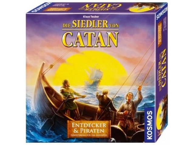 Die Siedler von Catan - Entdecker & Piraten