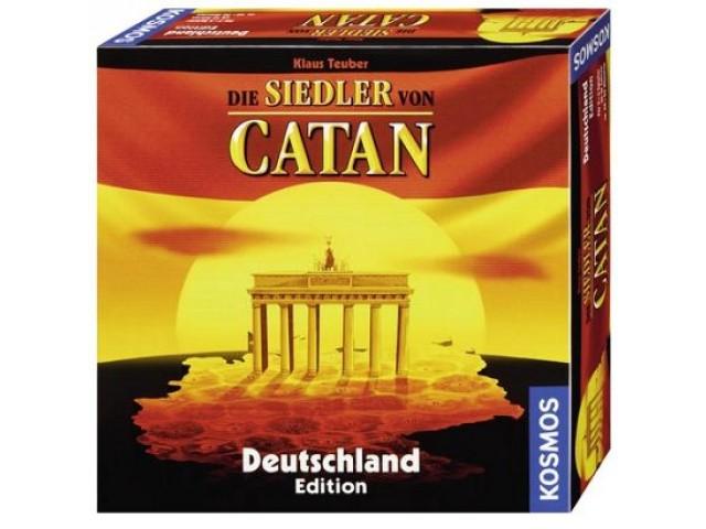 Die Siedler von Catan: Deutschland-Edition