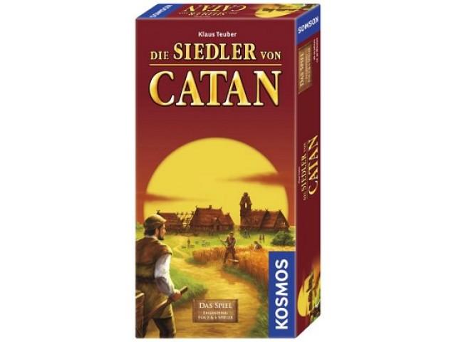 Die Siedler von Catan Ergänzung für 5 & 6 Spieler