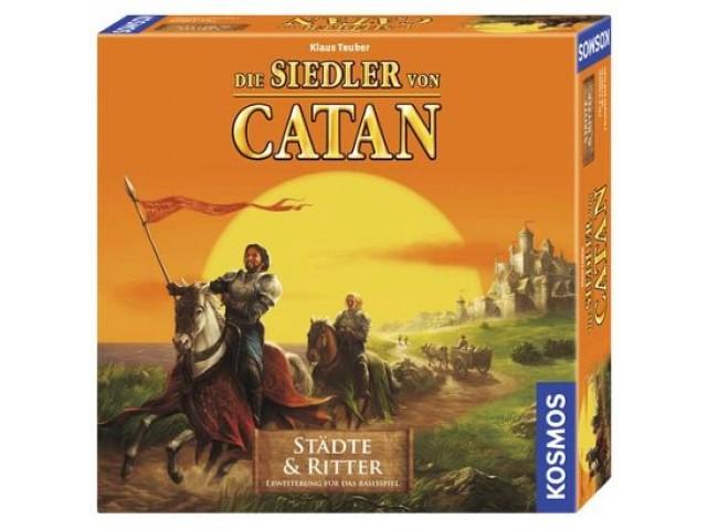 Die Siedler von Catan Städte & Ritter