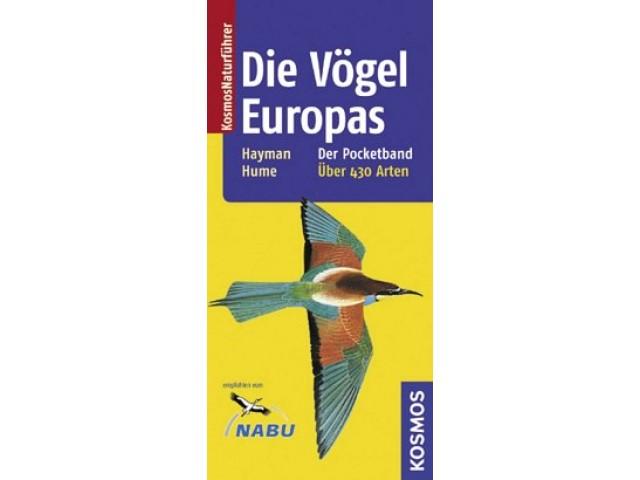 Die Vögel Europas