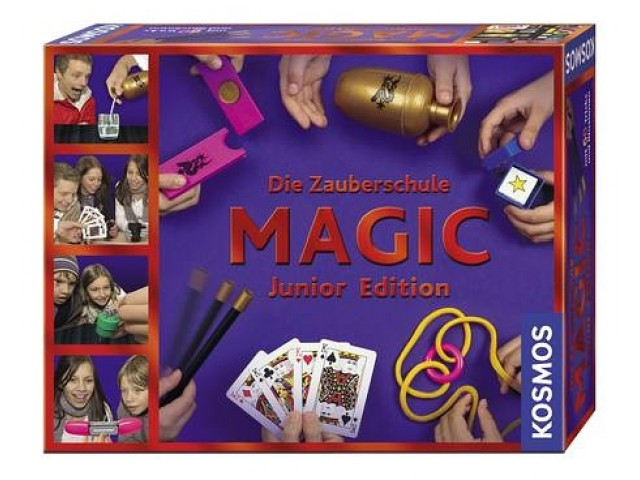 Die Zauberschule Magic Junior Edition