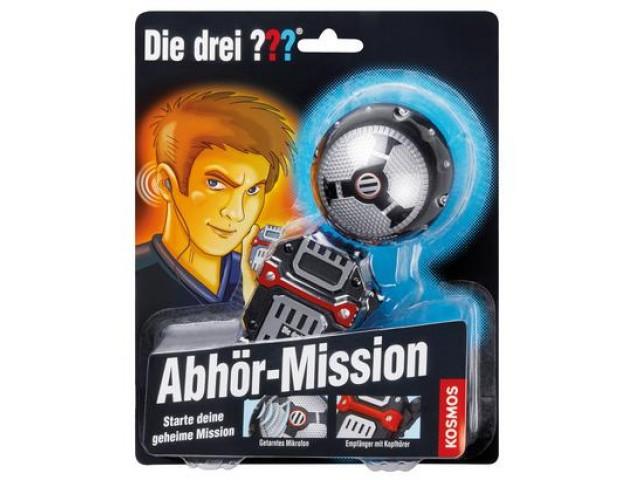 Die drei ??? - Abhör-Mission