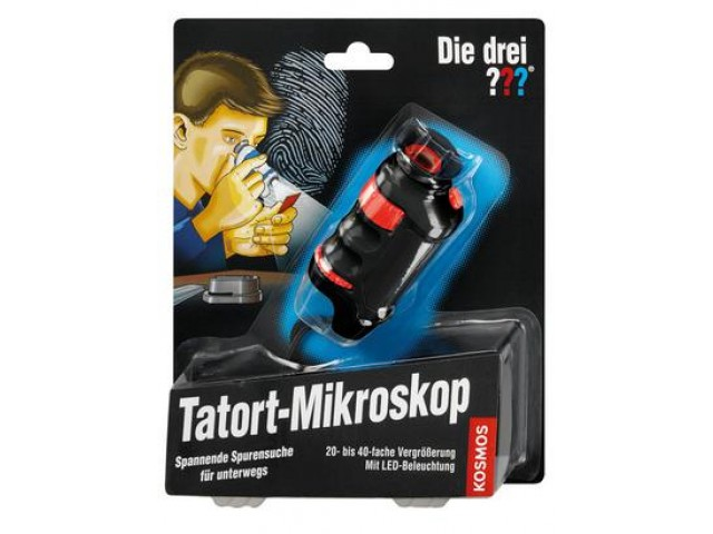 Die drei ??? - Tatort-Mikroskop