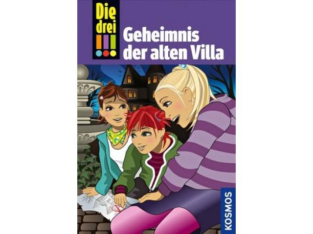Die Drei Geheimnis Der Alten Villa
