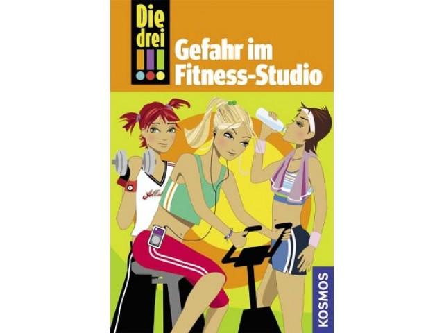 Die drei !!!, 4, Gefahr im Fitness-Studio