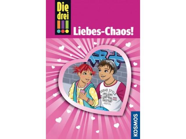 Die drei !!!, 60, Liebes-Chaos!