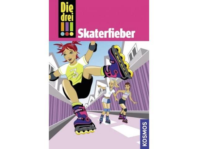 Die drei !!!, 7, Skaterfieber