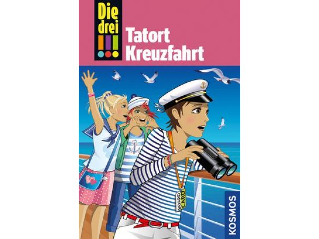 Die drei !!!, Bd.57, Tatort Kreuzfahrt