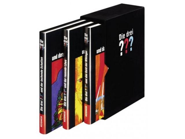 Die drei ??? Black Edition III