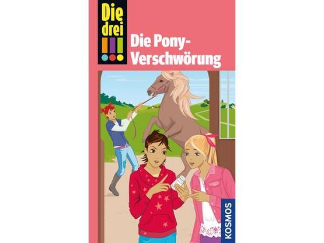 Die drei !!! Die Pony-Verschwörung