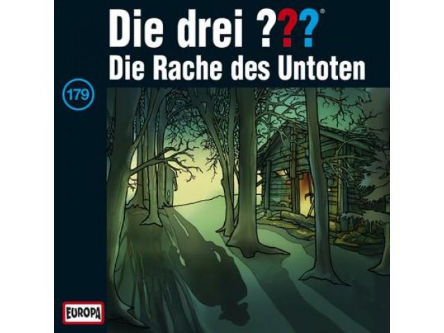 Die drei ??? Die Rache des Untoten, 179 - Audio-CD