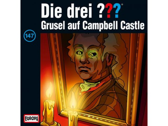 Die drei ??? Grusel auf Campbell Castle, 147 - Audio-CD