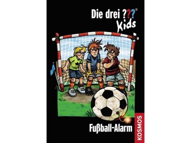 Die drei ??? Kids, 26, Fußball-Alarm