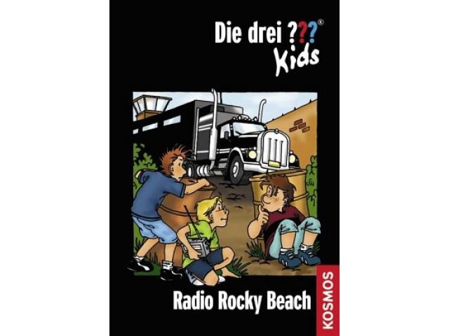 Die drei ??? Kids, 2, Radio Rocky Beach