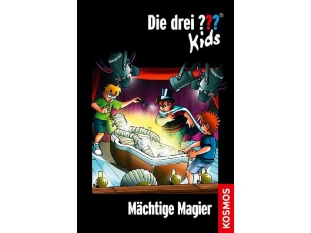 Die drei ??? Kids, 52, Mächtige Magier