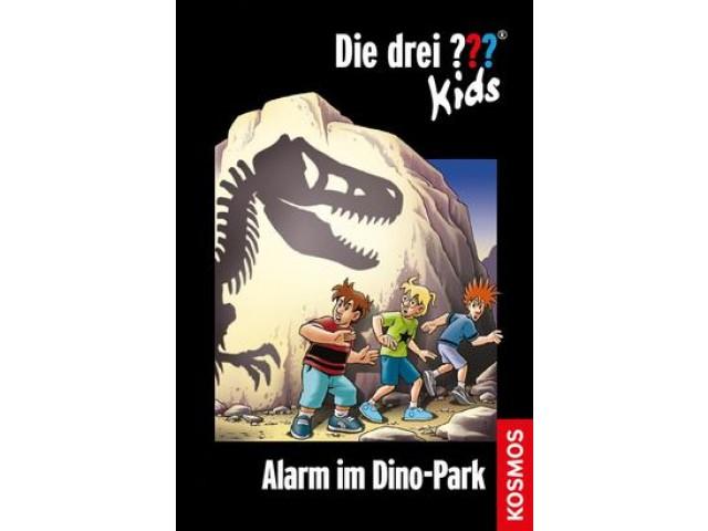 Die drei ??? Kids, 61, Alarm im Dino-Park