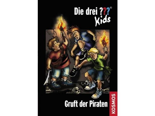 Die drei ??? Kids, 7, Gruft der Piraten