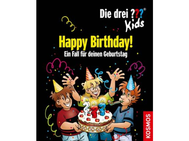 Die drei ??? Kids, Happy Birthday!