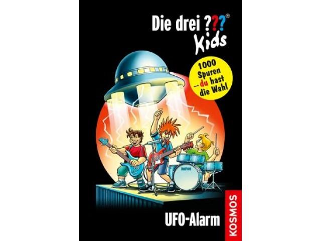 Die drei ??? Kids und du, 13, UFO-Alarm